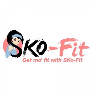 SKo-Fit Logo Downtown Dash